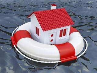 Rettung Immobilie