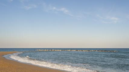 Barcelona, Beach