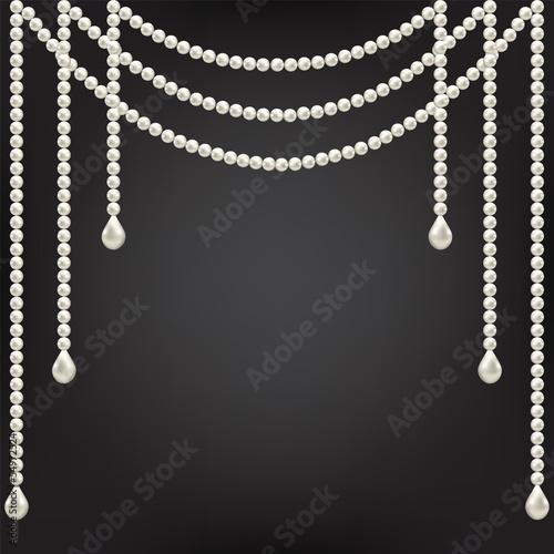 pearl decoration - 54972524