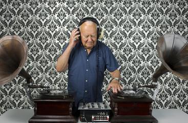 grandpa dj