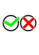 Haken und Kreuz icon