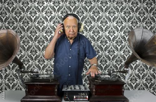 grandpa dj - 54975348