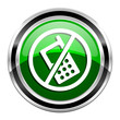 no phones icon