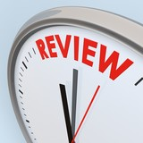 Time for Review - Clock