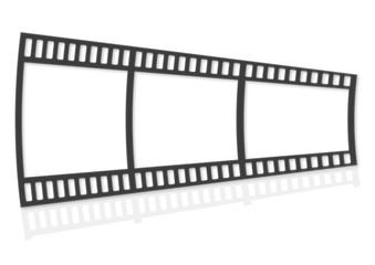 Vorlage Dia-, Filmstreifen