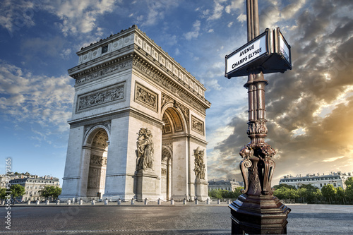 Arc de Triomphe Paris - 54979365