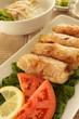 vietnamese food, gourmet spring roll
