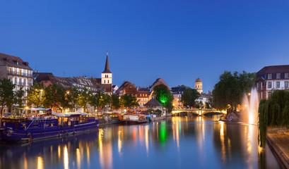 Quai des pêcheurs - Strasbourg