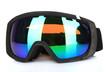 Winter sport glasses, isolated on white