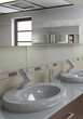 Modern wash basin / sink in a bathroom