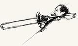 trombone player - 54983716