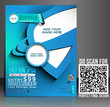 Vector tennis Competition Flyer, Brochure, Magazine Cover