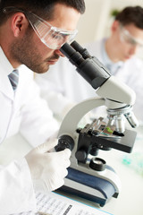 Biotechnological research