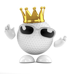 Golfball has been crowned champion