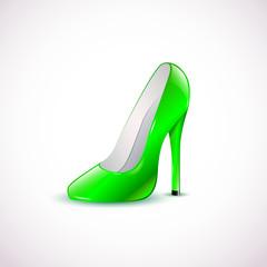 grüner pump