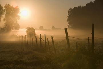 Deutschland, Sonnenaufgang