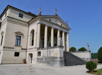 La Rotonda is a villa near Vicenza