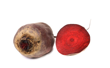 Beet and slice.