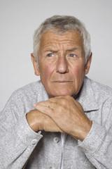 Porträt eines älteren Mannes
