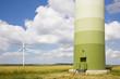 Deutschland, Sachsen-Anhalt, Windkraftanlagen in Feld