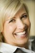 Deutschland, Geschäftsfrau, Lächeln