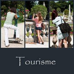 composition tourisme à Paris