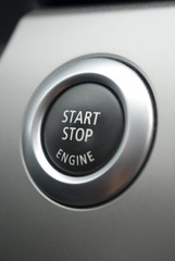 Motor Startknopf