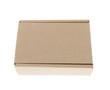 carton box on white background