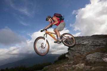 Rumänien, Karpaten, Mountainbike