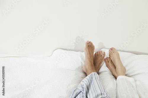 Deutschland, Berlin, Älteres Ehepaar Entspannung