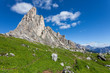 National Park Dolomites - Italian mountains.