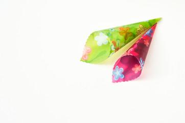 Tüten aus Transparentpapier