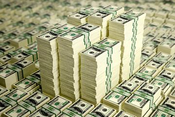 Dollar Banknoten