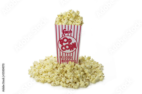 Cinema popcorn basket