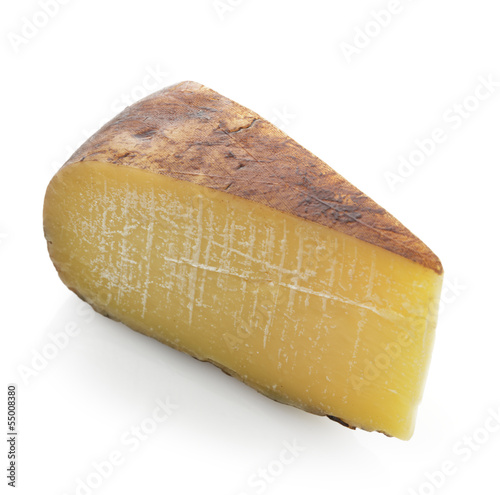Wedge of Hard Cheese