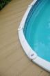 piscine privée - détail