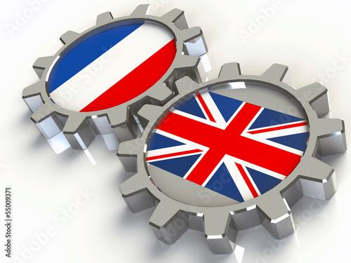 Großbritannien und Frankreich