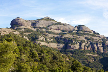 Natural Park of Sant Llorenç del Munt and l'Obac