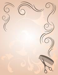 Flyer für Schönheits Salon