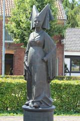 Maria Von Burgund Statue Marienbaum