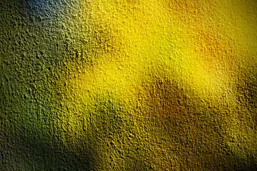 Abstract background with yellow and dark colors