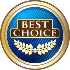 Best Choice Blue Award