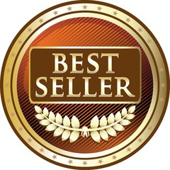Best Seller Gold Award
