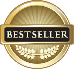 Best Seller Pure Gold Award