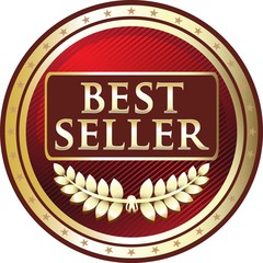 Best Seller Red Award