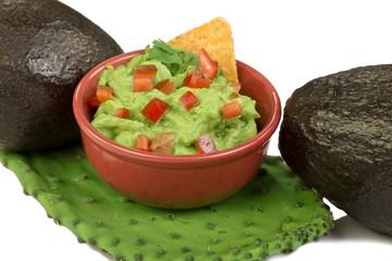 Avocados and Guacamole.