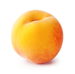 Ripe juicy peach