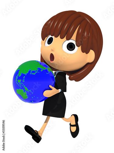 地球を運ぶ