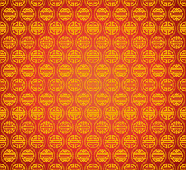 Vector: abstract chinese classical style background with lucky s