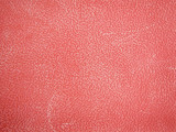 Red leather background or texture